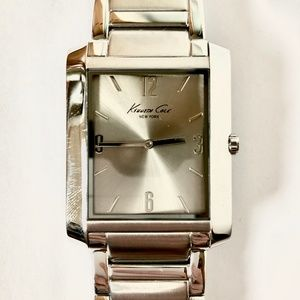 Kenneth Cole KC3926 Stainless Steel Silver Watch